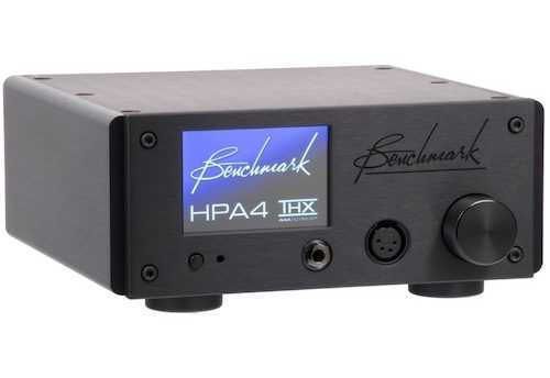 Benchmark HPA4 Headphone amplifier